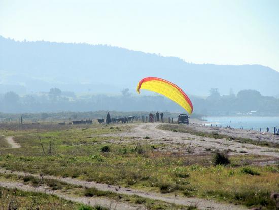Nedeljko taking off at Miranda